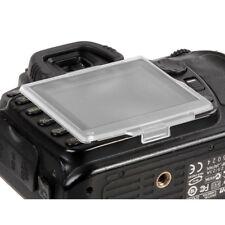 BM-9 Hard Clear Plastic Rear LCD Monitor Screen Cover For Nikon D700