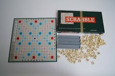 Scrabble Vintage 1955 Original Word Game,  By Spears Games