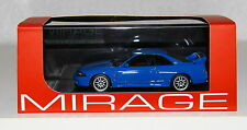 HPI RESIN 8385 1/43 Nissan R33 Skyline GT-R V-spec LM Limited Blue RARE