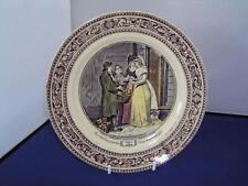 Unboxed Earthenware Adams Pottery Dessert Plates