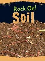 Soil by Chris Oxlade 9781474714075 (Hardback, 2016)