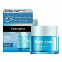 Neutrogena Hydro Boost Water Gel for Normal to Oily skin, Blue, 50 gm, 1 piece