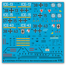 1/32 Deutsche Phantoms ICE Programm 1655