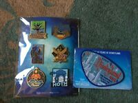 Disney D23 Pins And Patch 2020