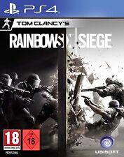 Tom Clancy's Rainbow Six Siege Sony Play Station 4 Fast and UK Postage
