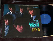 ROLLING STONES 12X5 London Stereo NM Time Is On My Side BRIAN JONES All Over Now