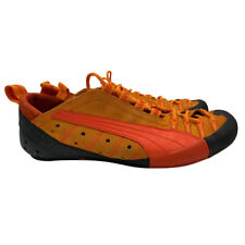 Puma Scrill Indoor Climbing Gym Shoe 180739 Men's Eu 39 Us 7 Orange