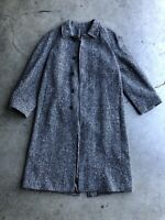 Vintage Mani by Giorgio Armani Pure Virgin Wool Coat sz 44 Made in Italy