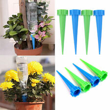 Automatic Garden Cone Watering Spike Plant Flower Waterers Bottle Irrigation DE