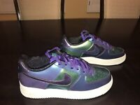 New Nike Air Force 1 LV8 Neptune Green Sneaker Shoes Size US 7