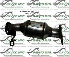 Catalytic Converter-Exact-Fit Front Left Davico Exc CA 19252
