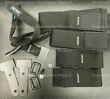 Bauer Goalie Pads Replacement CRS Strap Kit! Bauer Supreme Goalie 1050165
