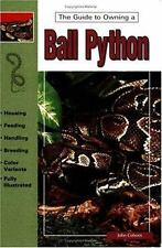 The Guide to Owning a Ball Python-ExLibrary