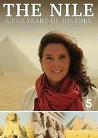 THE NILE: 5000 YEARS OF HISTORY [DVD][Region 2]