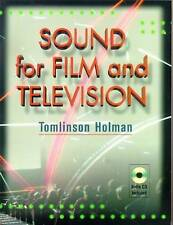 Sound for Film and Television, with accompanying audio CD-ExLibrary