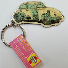 Volkswagen VW Beetle Bug OFFICIAL Key Ring Key Fob Haynes Classic Retro Gift 1A