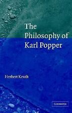 The Philosophy of Karl Popper by Herbert Keuth (2004, Paperback)
