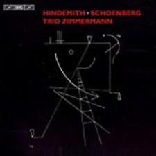 TRIO ZIMMERMANN-HINDEMITH: STRING...-IMPORT SACD HYBRID WITH JAPAN OBI G88