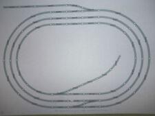 Hornby Job Lot Nickel Silver Track Triple Oval & sidings - minor sleeper defects