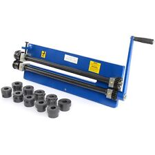 JEGS 81235 Bead Roller with Mandrels - Vise Mount - 17 Deep Throat