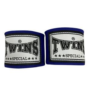 Twins Special  elastic cotton handwraps CH5 Blue