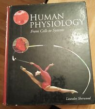 Human Physiology From Cells to Systems 4th Edition Sherwood Hardcover Textbook