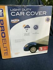 Pro Elite Budge Car Cover in Size 3 (Compact Car) Light Duty