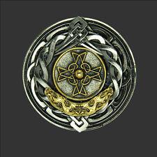 Celtes CELTIQUE moyen-âge gothique MYTHOLOGIE BOUCLE DE CEINTURE ORNEMENT 481