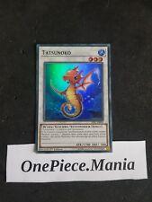 Yu-Gi-Oh! Tatsunoko (Synchro - Syntoniseur) : HISU-FR050 -VF/Super Rare