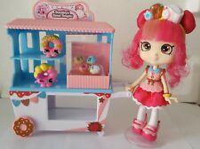 Shopkins Season 2 Donatina's Donut Delights Play Set with Shoppies Doll Donatina