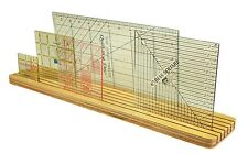 Ruler Rack, Quilting Ruler Rack, Quilting Supplies