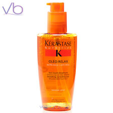 KERASTASE Nutritive Serum Oleo-Relax 125 ml Smoothing Elixir, Anti Frizz