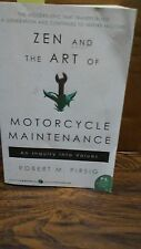 Zen and the Art of Motorcycle Maintenance : An Inquiry into Values by Rob(B-71C)