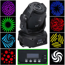 60W 3 Prism LED Moving Head Light luce luci Faretto effetto Party Stage DJ Bar