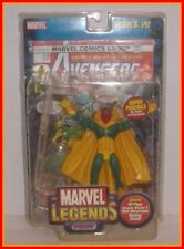 TOYBIZ MARVEL LEGENDS - VISION - SERIES 7 VII - CARDED AND COMPLETE - AVENGERS