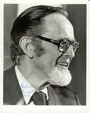 PHILIP A. HART - PHOTOGRAPH SIGNED
