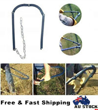HEAVY-DUTY Chain Fence Strainer Wire Pulling Tensioner Repair Tool Fixer Tool AU