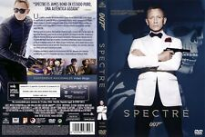 SPECTRE. dvd.