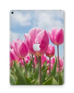Apple iPad Skin Schutzfolie Aufkleber Design Sticker Folie Skins Wraps Tulpen