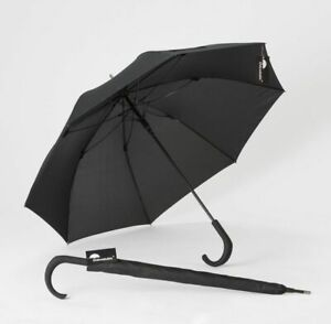 NTOI™ Unbreakable® Walking-Stick Umbrella Model U-115 (Standard Crooked Handle)