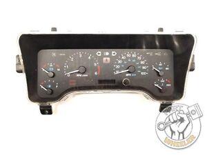 1997-2000 Jeep Wrangler TJ Instrument Gauge Cluster Speedometer 56009170AC