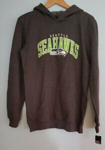 Seattle Seahawks Pullover Hoodie Sweatshirt Boys Youth XL