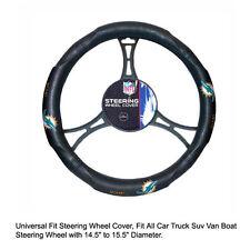 Northwest NFL Miami Dolphins Car Truck Suv Van Boat Steering Wheel Cover