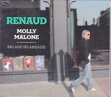CD MULTIMEDIA DIGIPACK RENAUD MOLLY MALONE BALADE IRLANDAISE TBE