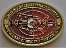 USMS US Marshals Service NSOTC National Sex Offender Targeting Ctr (Iteration 2)
