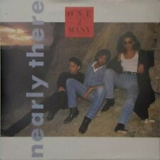 """ONE 2 MANY 'NEARLY THERE' UK PICTURE SLEEVE 7"""" SINGLE"""