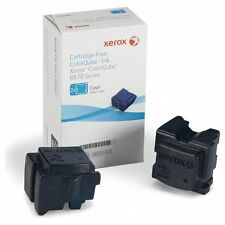 Cyan Solid Genuine/original Printer Ink Cartridges