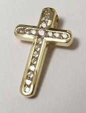 Golden cross Pendant 910182P
