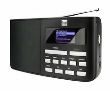 Dual IR 5.1 Internetradio FM & Netz-Batteriebetrieb Kopfhöreranschluss WIFI