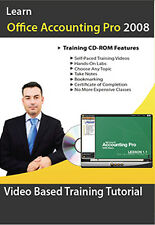Learn Microsoft Office Accounting Professional 2008